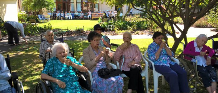 Old Age Home in Cape Town